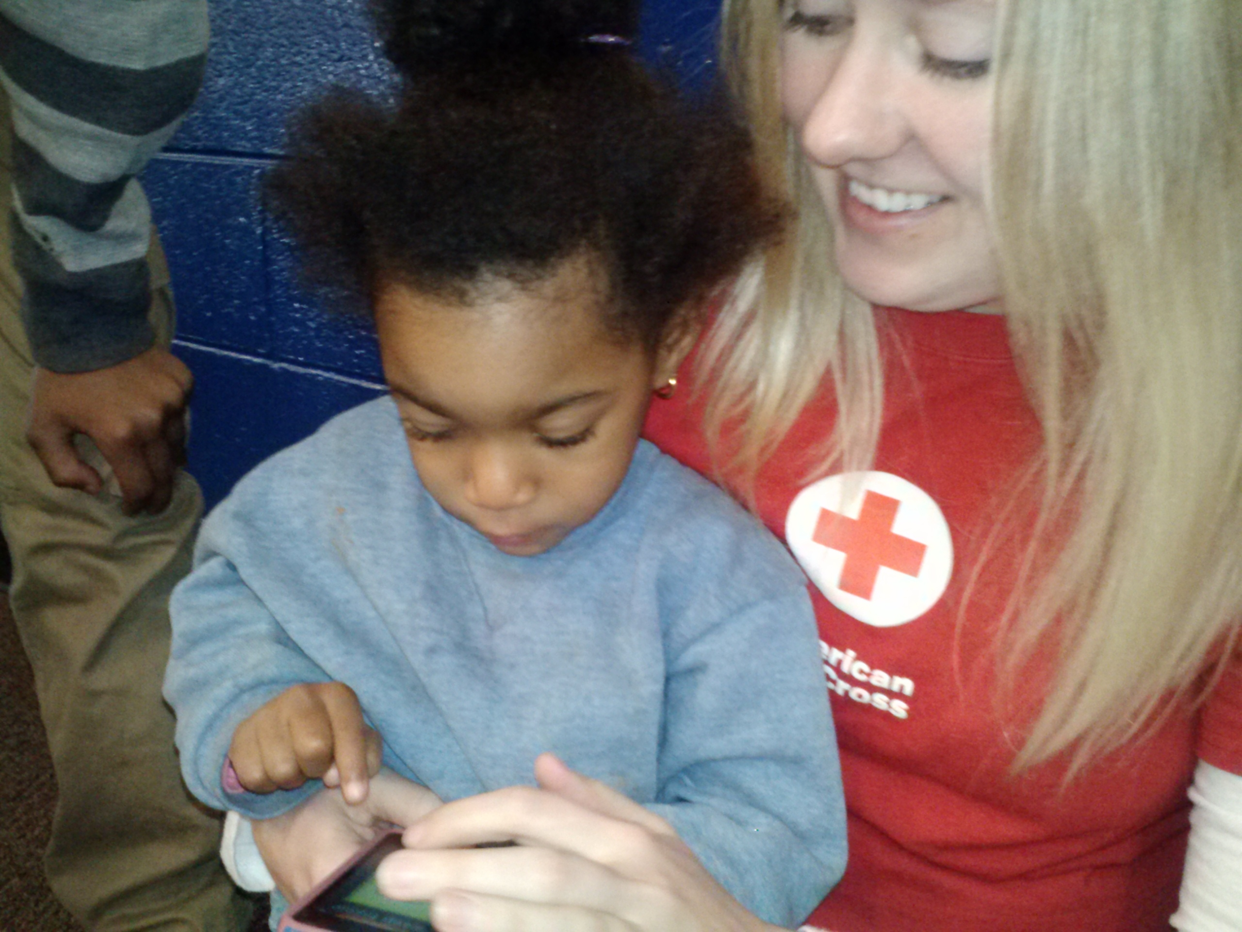 Eastern North Carolina Region of the American Red Cross Shelter Update