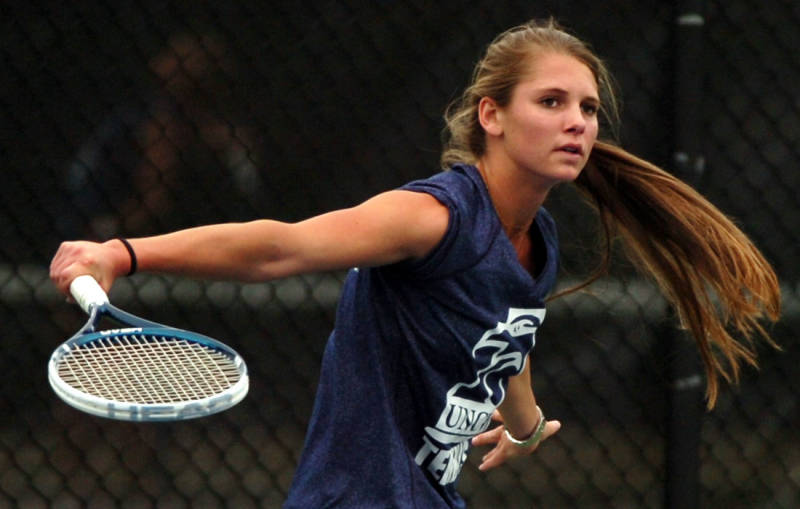 UNCW Women's Tennis Team Wins 10th Match