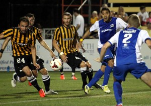 Charleston Battery hosts LA Galaxy II Saturday night