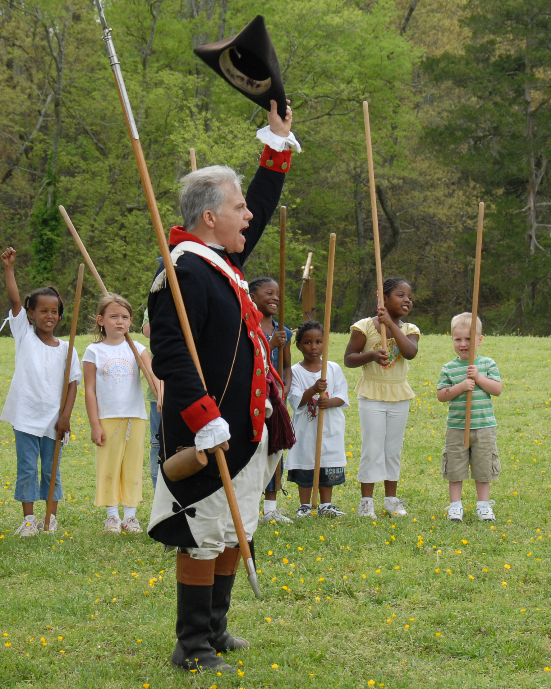July 4th Celebrations at N.C. Historic Sites and Museums