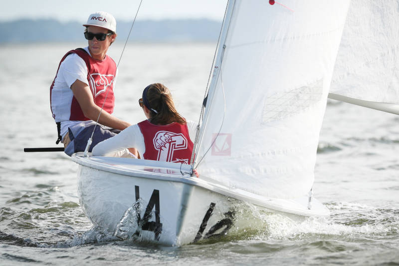 CofC Cougars Finish Seventh at Coed Dinghy National Championship