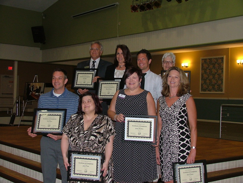 2013 – 2014 Leadership Brunswick County Paves the Way for Volunteer Service