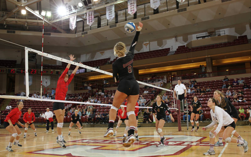 CofC Volleyball Announces 2014 Wall of Fame Induction Class