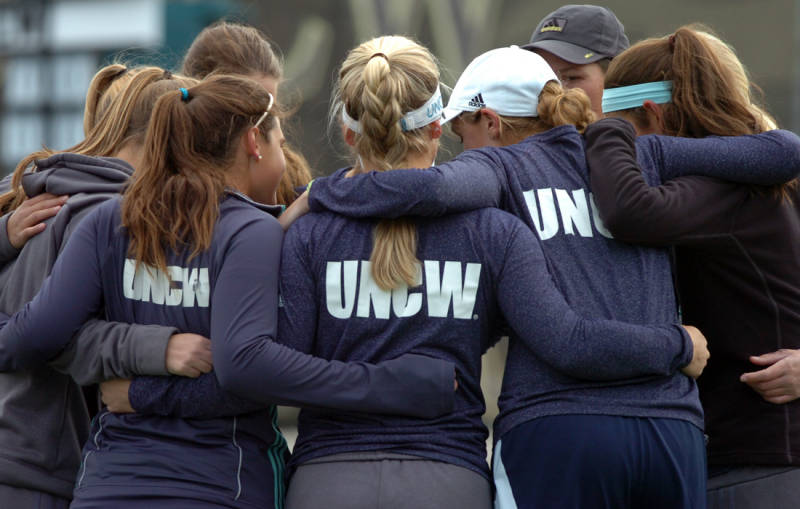 UNCW Women's Tennis Team Collects ITA Academic Honors