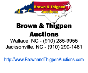 Brown & Thigpen Auctions, LLC