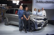 BMW Celebrates 3 Million Vehicles Produced in South Carolina