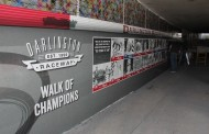 The Tradition Returns! Darlington Raceway celebrates history with tunnel projects