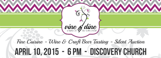 United Way Vine & Dine To Showcase Area Gourmet