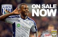 Tickets on sale now for EPL's West Brom match with Charleston Battery July 17th