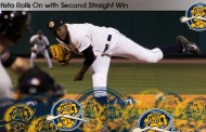 Charleston RiverDogs Rally in the Ninth, Defeat Greenville Drive 3-2