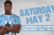 Wilmington Hammerheads Set to Face Harrisburg City Islanders Saturday