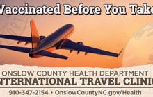 Onslow County Health Department Opens New International Travel Clinic