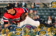 Charleston RiverDogs Splash the Greenville Drive with 2-1 Victory
