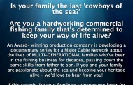 Casting Call For New Docu-Series Celebrating American Fishing Families