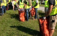 Sneads Ferry Roadside Cleanup is a Huge Success