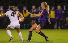 Kendall Frey's Last-Minute Goal for ECU Downs UCF, 1-0