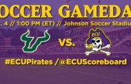 ECU Pirates Host No. 18 USF on Sunday