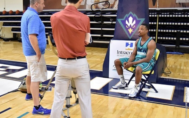 UNCW Seahawks Stage Media Day On Eve Of First Practice