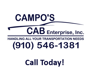 Campo's Cab - call today!